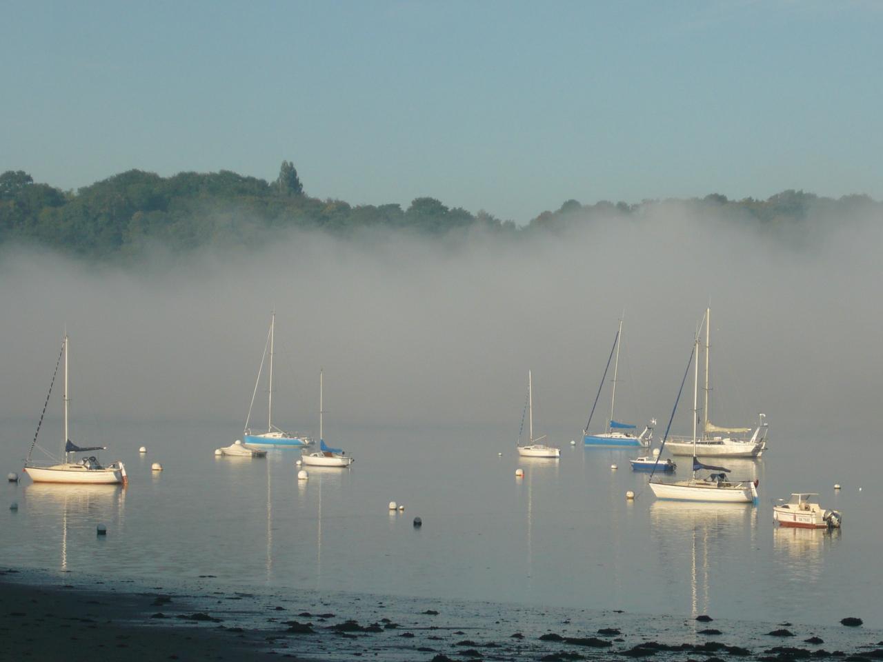 Brouillard breton
